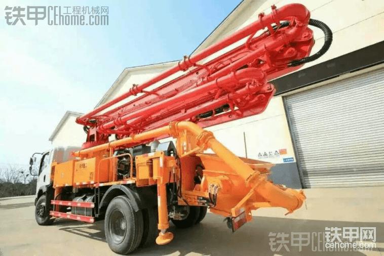 求购25米泵车