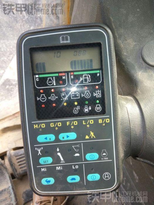 PC200-6是不是要更换总成了