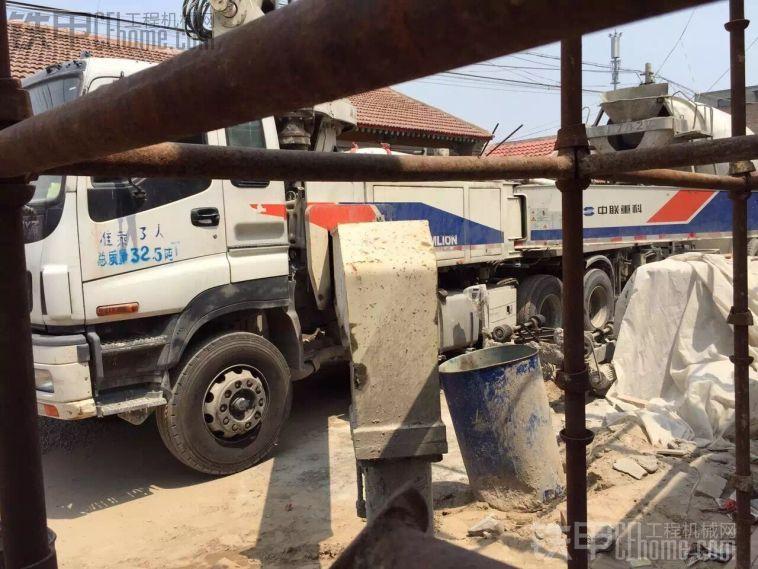 出售11年中联上装五十铃底盘47米泵车 85万 18515668697