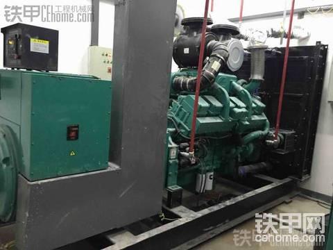 康明斯重型發電機組