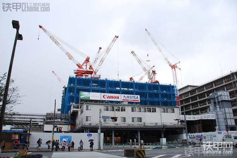 日本起重机杂图之四。。。。。。起重机-帖子图片