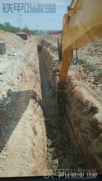 挖掘机附件