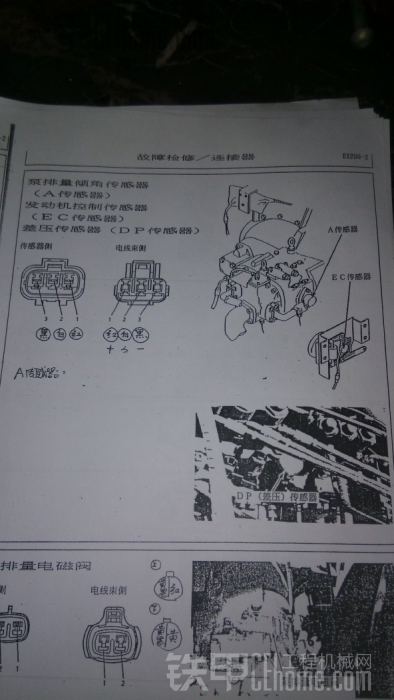 日立EX200-2资料