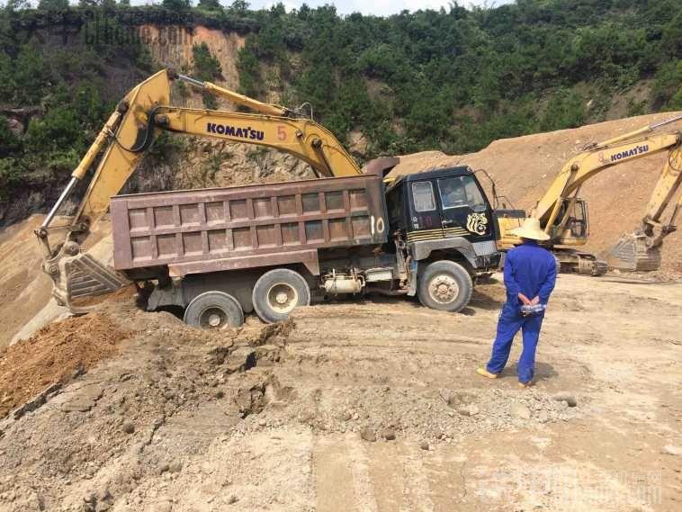 花岗岩石矿场