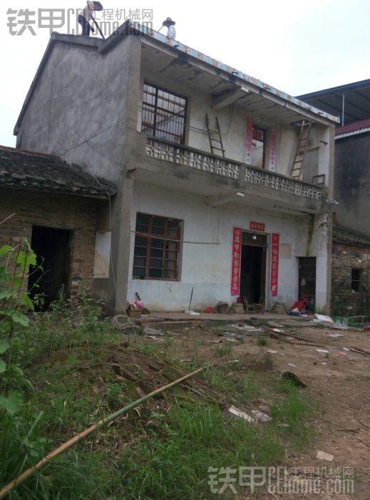 这房子怎么拆安全 不会砸到挖机?