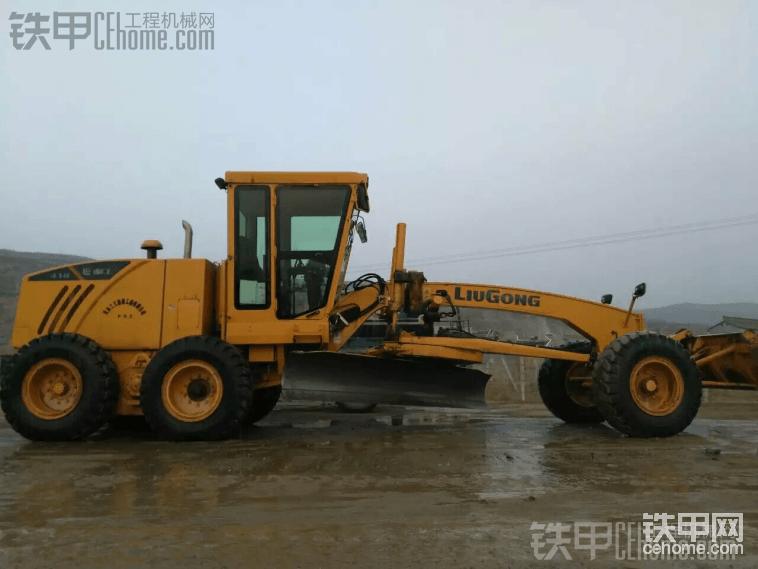 CLG418柳工平地機-帖子圖片