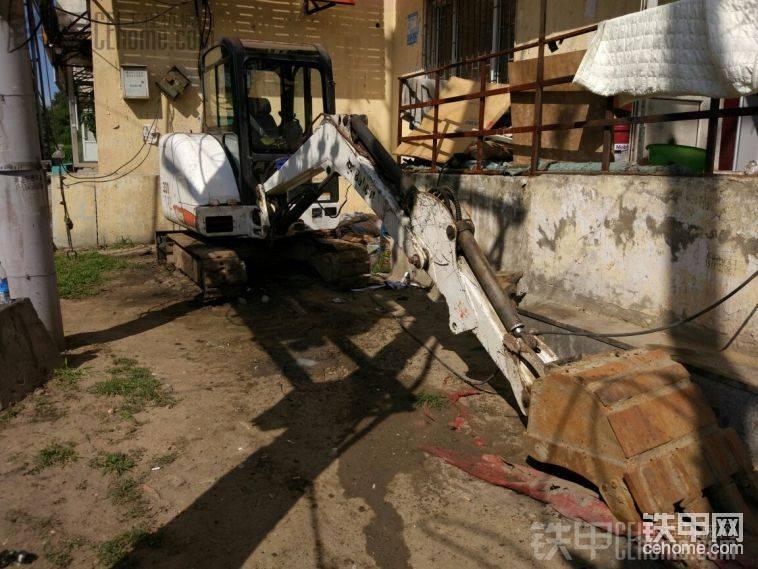 山猫331维修-帖子图片