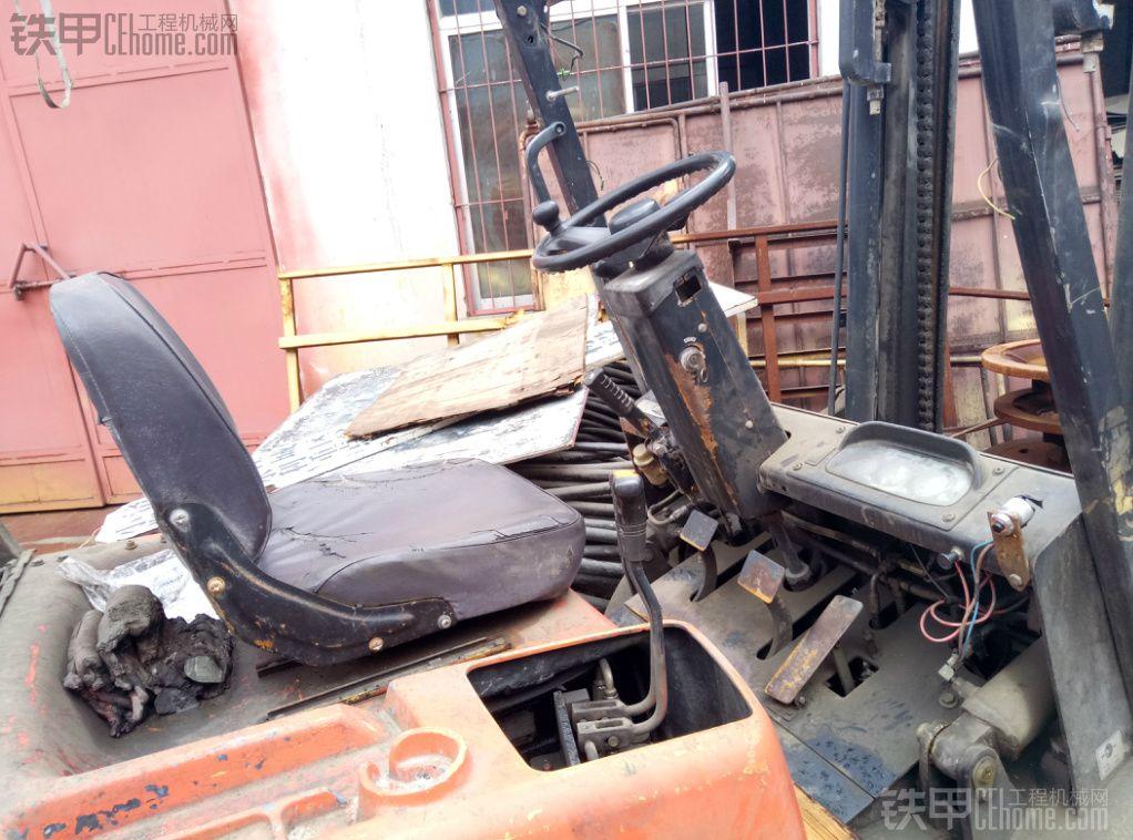 斗山 G30E 二手叉车价格 1.9万 500小时