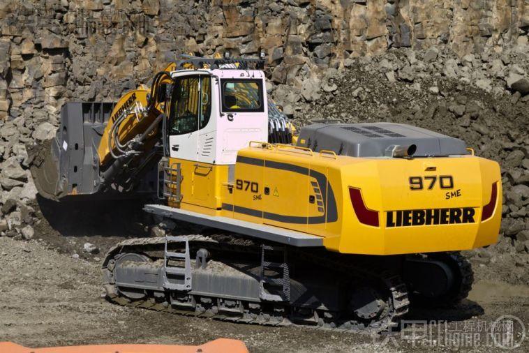 利勃海尔R970正铲