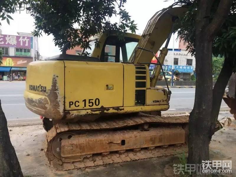 小松 PC120-6-AC 二手挖掘机价格 19万 8000小时帖子图片