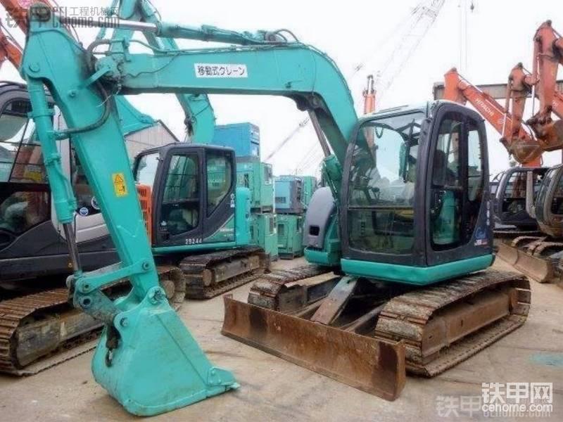 神钢 SK70SR-1ES 二手挖掘机价格 25.5万 5800小时帖子图片