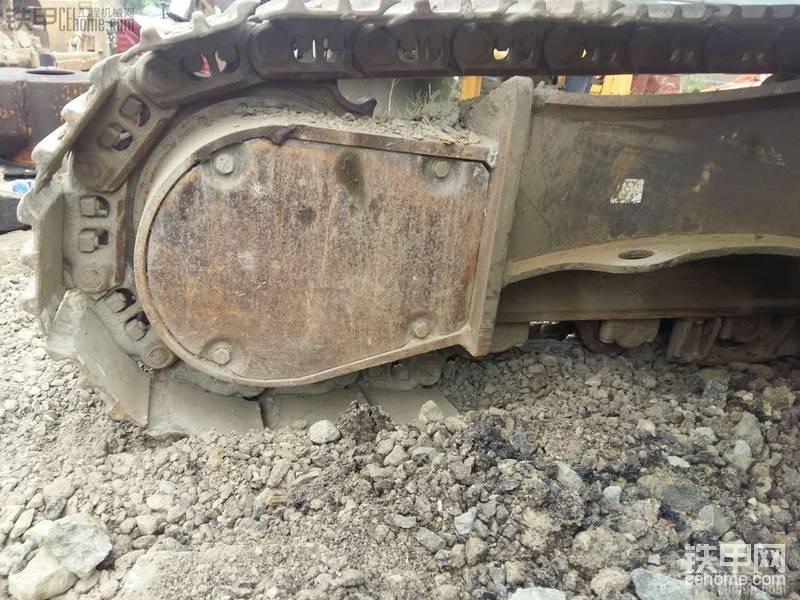沃尔沃 EC240B 二手挖掘机价格 33万 8000小时-帖子图片