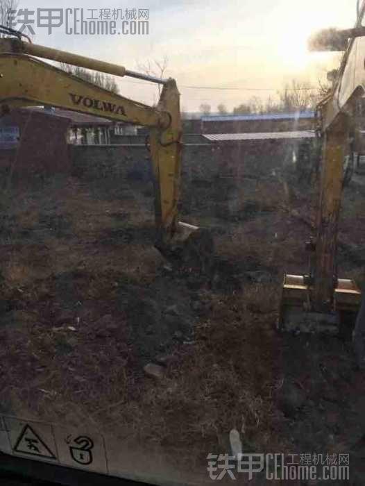 这些年开过的挖机