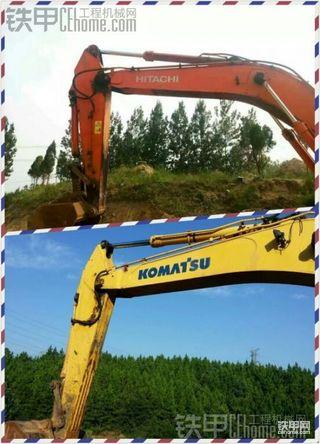 【设备对比】矿山经典挖机PK你敢错过