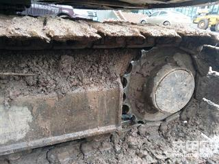 越比越心疼!徐工XE80挖掘机PK小松PC60-7挖掘机