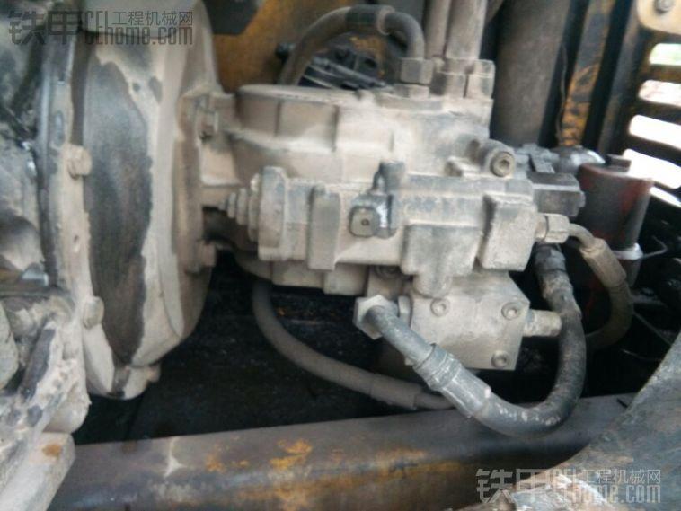 这个是徐工80泵,总成价格可以接受,不上一万,负控,那怕是新泵,越用力越差,所以现 ...