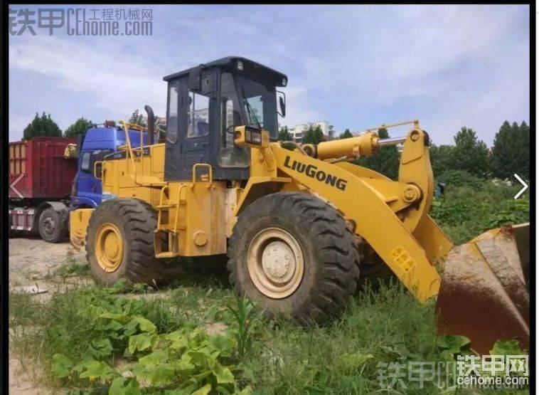 柳工 CLG855 二手装载机价格 16.3万 1700小时-帖子图片