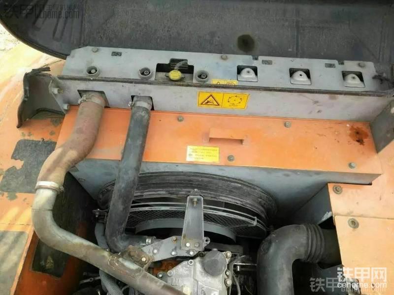 日立 ZX240-3-进口 二手挖掘机价格 37万 7000小时-帖子图片
