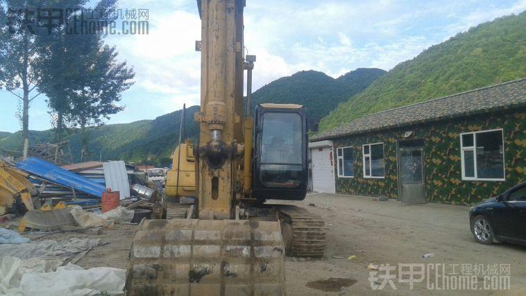 【设备对比】卡特320C挖掘机PK日立ZX210LC-3