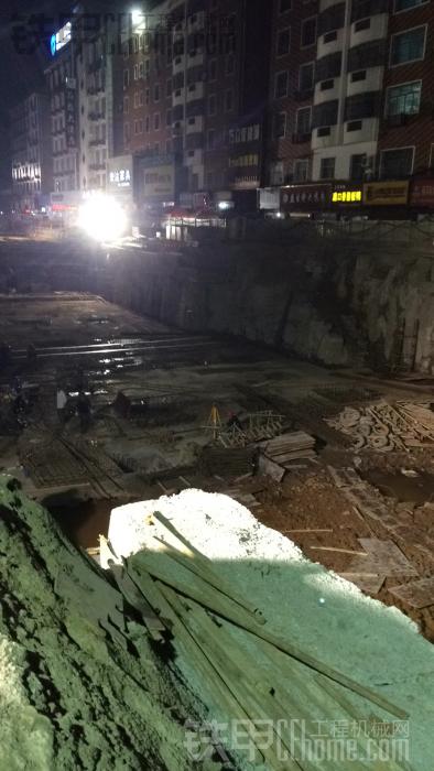 人防工程,也就是地下商城