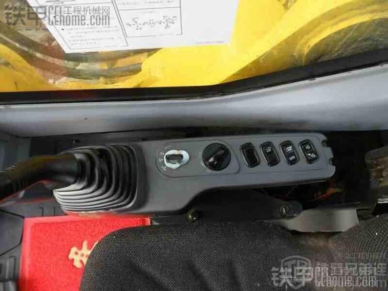 【设备对比】小松360-7 VS 日立360H-3G