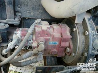 柳工906C挖掘机一万一千小时使用报告