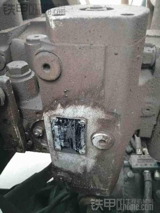 请问这个是力士乐液压泵那个型号了