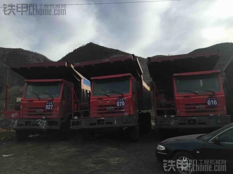出售矿山宽体自卸车