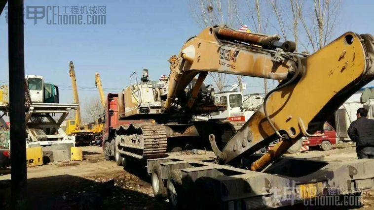 利勃海尔R934B - R944B 宰了卖配件
