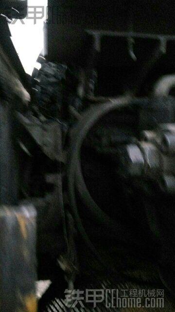 小松改装康明斯发动机