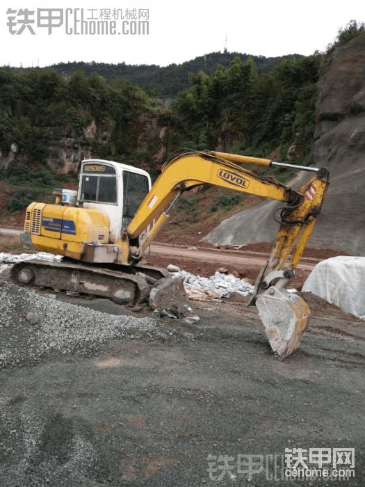 雷沃60-7挖掘机13000小时使用报告-帖子图片