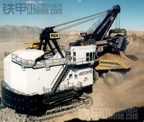 P&H4100XPB电铲