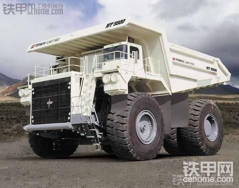(极品)TEREX/UNITRIGMT5500矿用自卸卡车