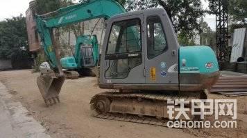神钢 SK60 二手挖掘机价格 12万 10000小时-帖子图片
