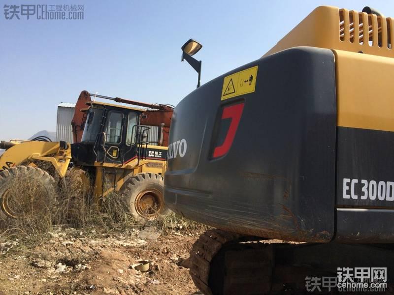 沃尔沃 EC300DL 二手挖掘机价格 178万 1小时-帖子图片