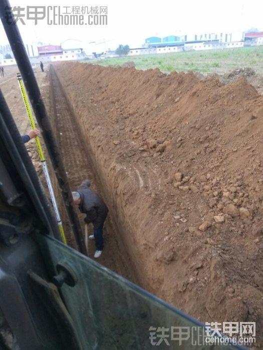 排污管道开挖-帖子图片