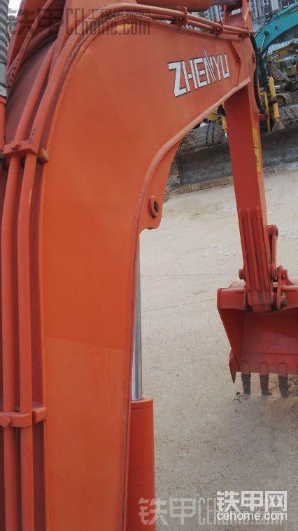 合肥振宇 ZY80 二手挖掘机价格 26万 2小时