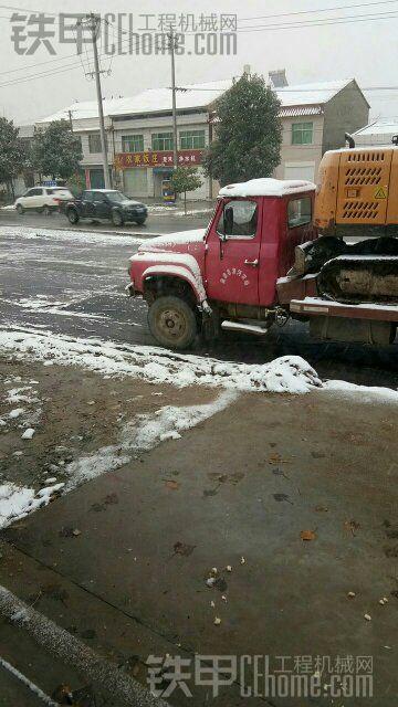 下雪了,停摆了
