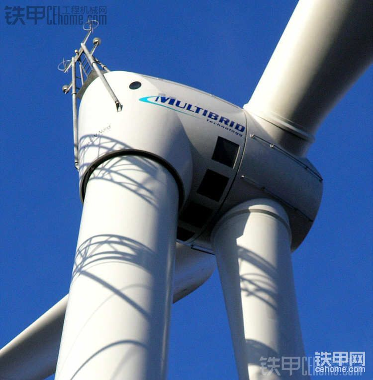 惊叹:TEREX-DEMAGCC8800履带式起重机安装风机全过程:6(完结篇)