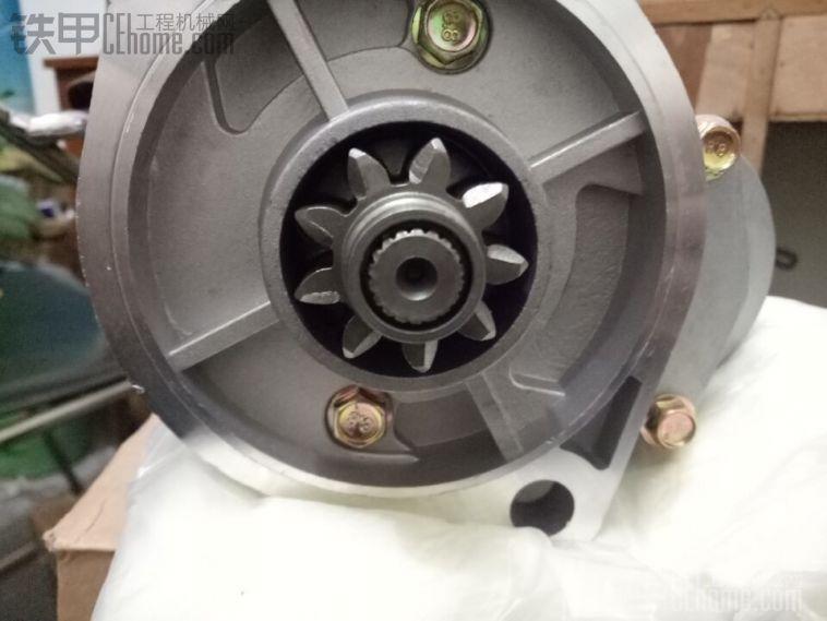 康明斯4bt3.3发动机12v改24v电源