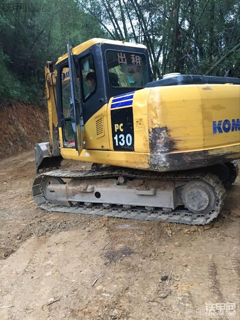 小松 PC110-7 二手挖掘机价格 28.8万 8000小时帖子图片