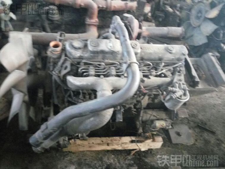 出售三菱6D34发动机一台