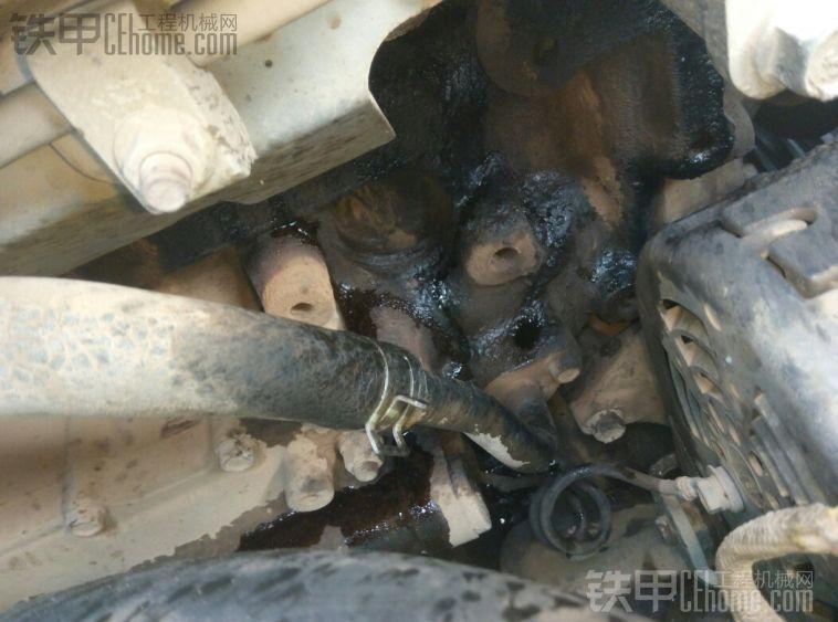 汽缸垫溢水溢油,怎么处理啊。