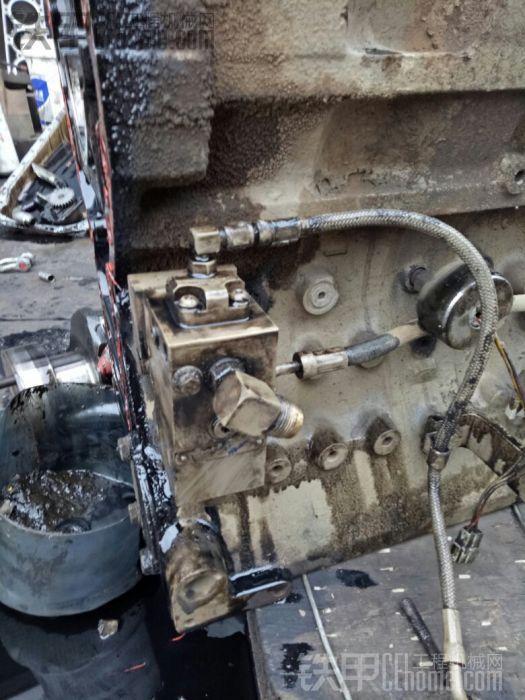 康明斯m11发动机