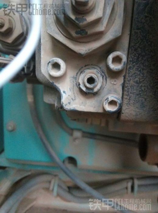 液压流量阀怎么调小。