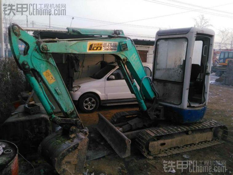 石川岛 IHI 35NX 二手挖掘机价格 8.5万 4200小时