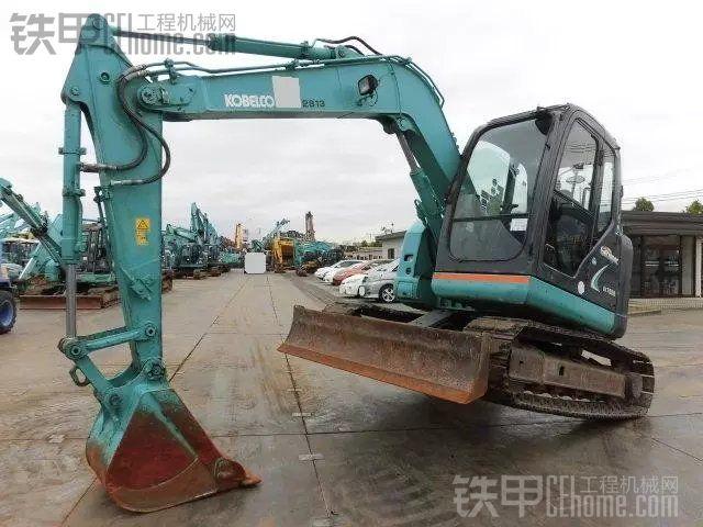 神钢 SK70SR-2 二手挖掘机价格 31万 4000小时
