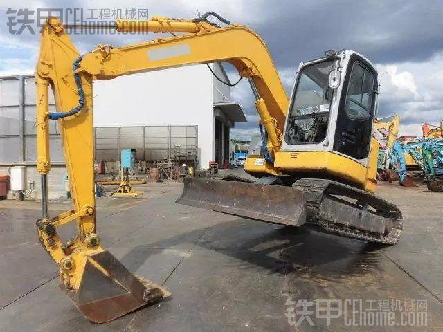 住友 SH75X-3 二手挖掘机价格 25万 4000小时