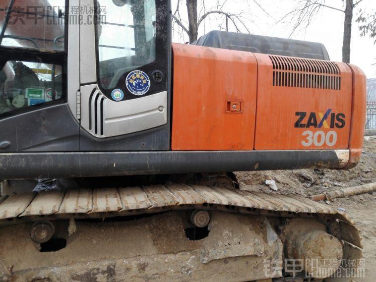 日立 zx300出售