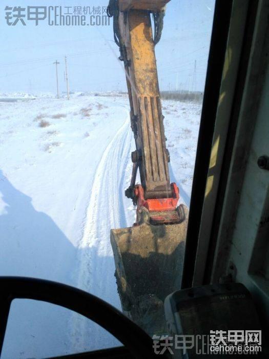 輪式挖掘機-帖子圖片
